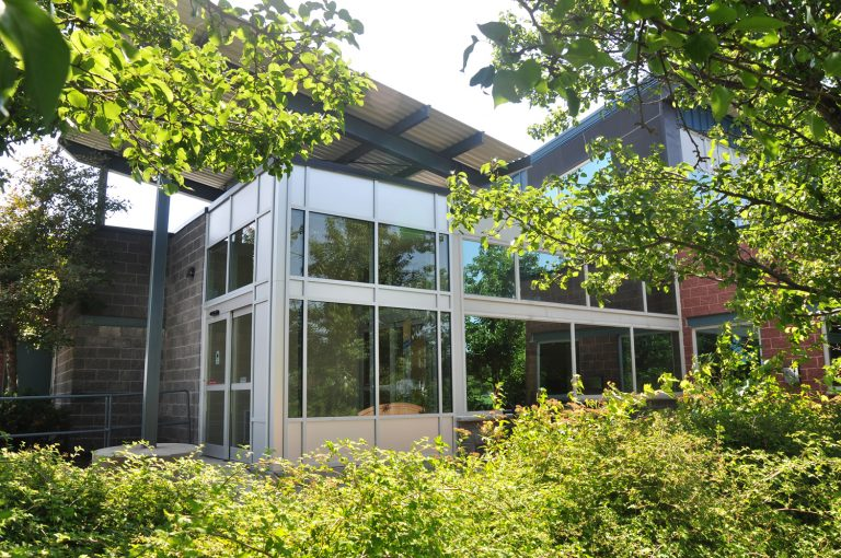 Acton Senior Centre - exterior
