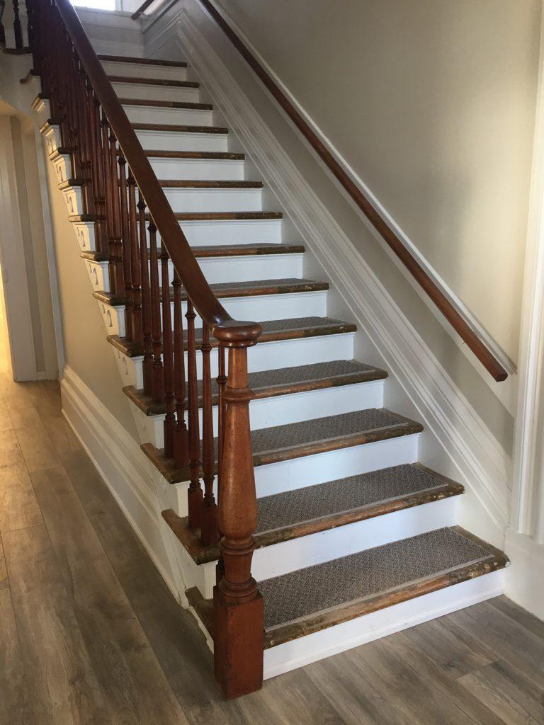 Heritage Building Restoration-Montessori School, Milton - staircase