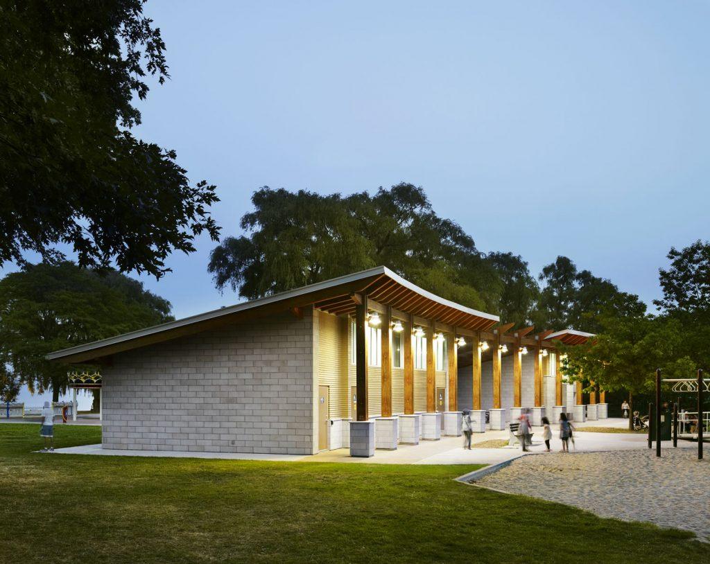 Coronation Park, Oakville