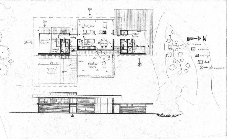 Rice Lake Cottage Plans