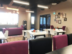 Enable Education interior