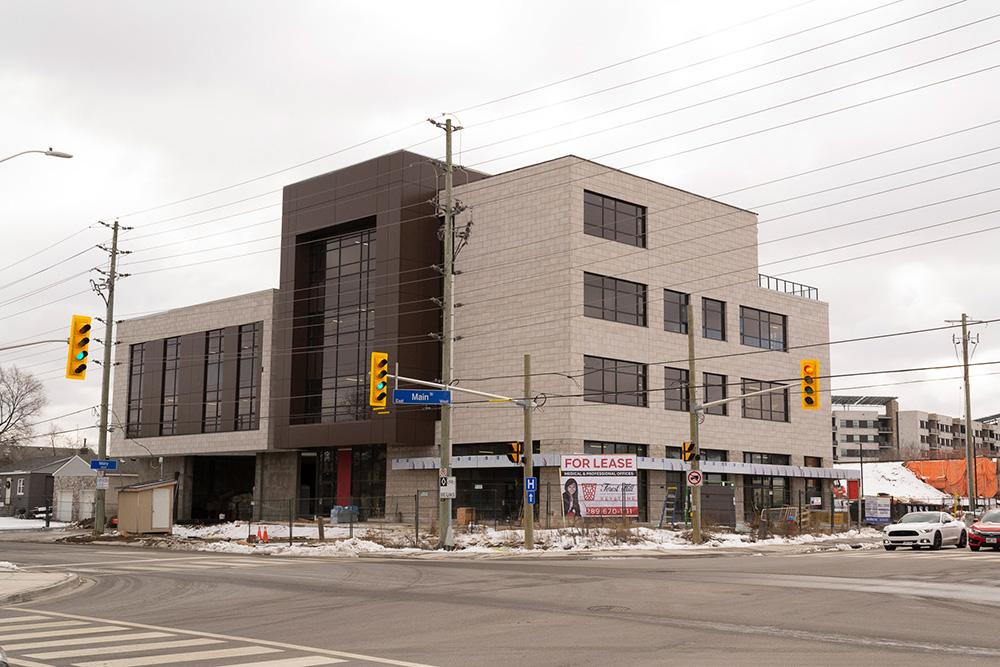 Bronte Medical Building 1