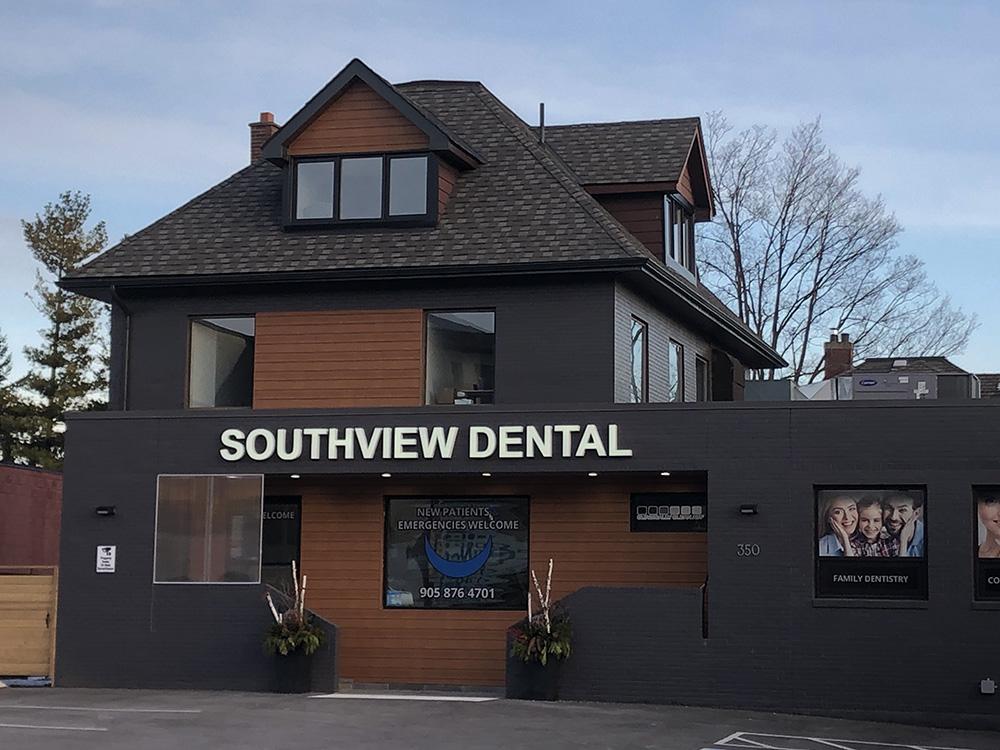Exterior of Dental Clinic