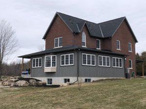 Farmhouse Rebuild 1