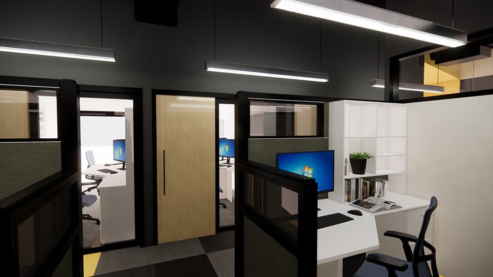 University of Waterloo Research Laboratory Renovation
